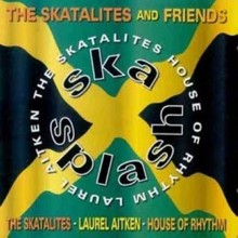 Skatalites & Friends ‎- Ska Splash Digipack-CD