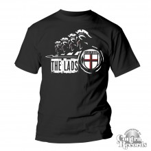 The Lads - Realpunk T-Shirt black