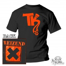 Telekoma - Reizend - T-Shirt black front/backprint