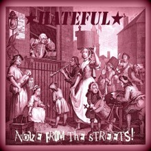 "Hateful - Noize from the Streets 12""LP lim.200 Purple"