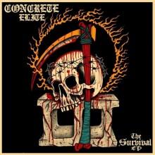 Concrete Elite - The survival + Bonus Digipack-CD lim. 250