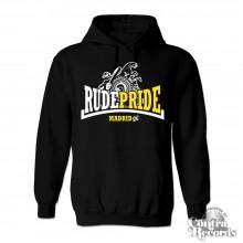 Rude Pride -Trojan - Hoody black