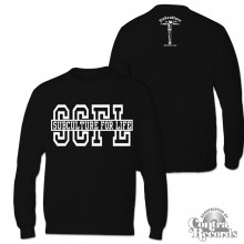 "Subculture for Life - ""SCFL"" Longsleeve  Shirt black"
