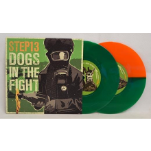 "V/A - Step13/Dogs in the fight-split 7"" EP lim. 250"