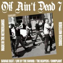 V/A - Oi! Ain't Dead 7 - (Netherlands edition) CD