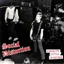 "Social Distortion - Poshboy's Little Monsters 12""LP"