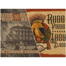 "Rude Pride - 2x split7""EP package deal #"