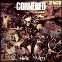 Cornered - Hate mantras CD