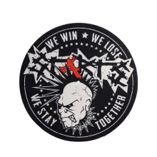 "Starts - ""We Stay Together"" - 12"" Slipmat"