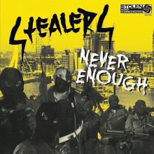 "Stealers - Never Enough 12""LP"