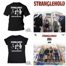 "Stranglehold - package # Hold On 7""EP+T-Shirt/Girl shirt"