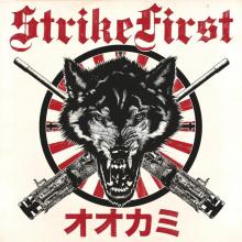 "Strike First - Wolves 12""LP lim.black"