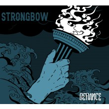 "Strongbow - ""Defiance"" CD-Digipack"