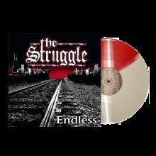 "Struggle,The - Endless 12""LP lim.250 Blood Red & White Half/Half"