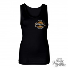 Subculture for Life - Worldwide Crew '09 - Girl Tanktop black