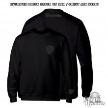 "Aggressive - ""Unbreakable"" - Crewneck Sweatshirt black (PRE ORDER)"