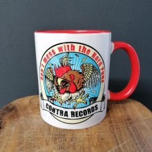 Contra Records - Rooster - Tasse/Mug