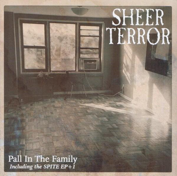 Sheer Terror - Pall In The Family - CD +4 bonus tracks (super jewel box)