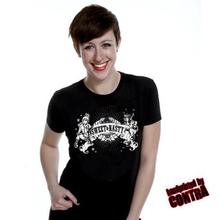 Sweet & nasty - Girl Shirt