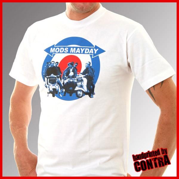 MOD's mayday - T-Shirt