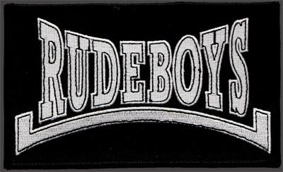 Patch - Rudeboys