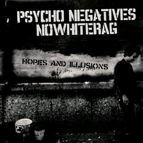 V/A Psycho Negatives/Nowhiterag - Split EP