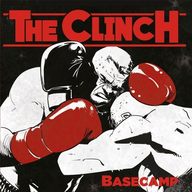 "Clinch, the - Basecamp 12""LP lim.100 silver-black swirled"