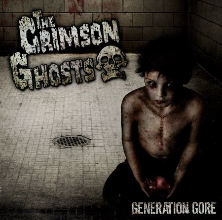 Crimson Ghosts, The- Generation gore CD