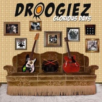 "Droogiez - Glorious days 12""LP lim. 95 Black"