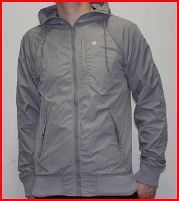Kings League - frost grey - Nylon Jacket-XL (Last Size!)