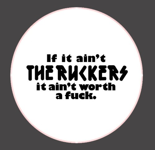 Button - The Ruckers(25mm)