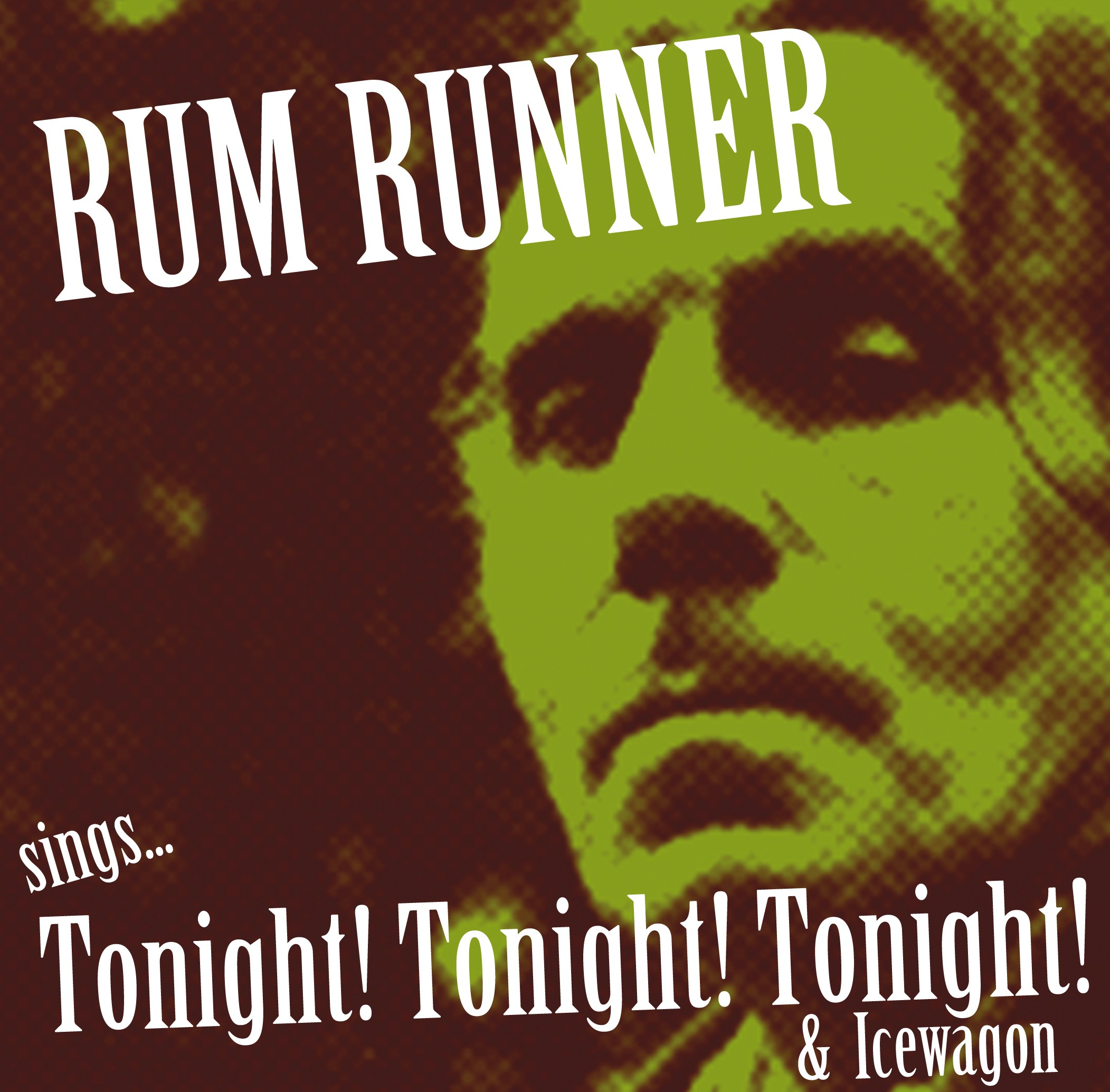 "Rum Runner - sings ...Tonight! Tonight! 7""EP lim. Black"