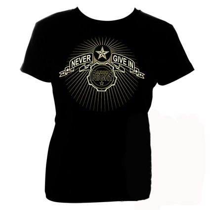 Razors in the Night - Girl Shirt (Last sizes!!!)