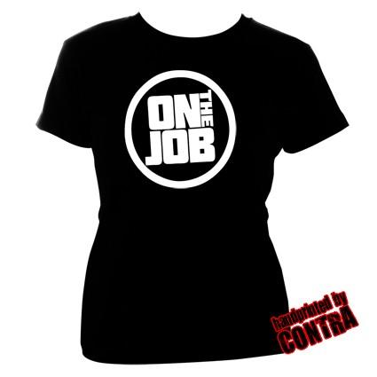 On the Job - logo - Girl Shirt