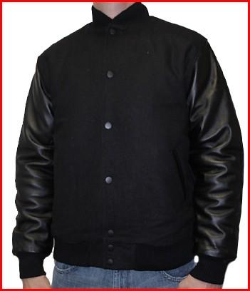 Kings League - American Baseball Jacket black-L (last size!)
