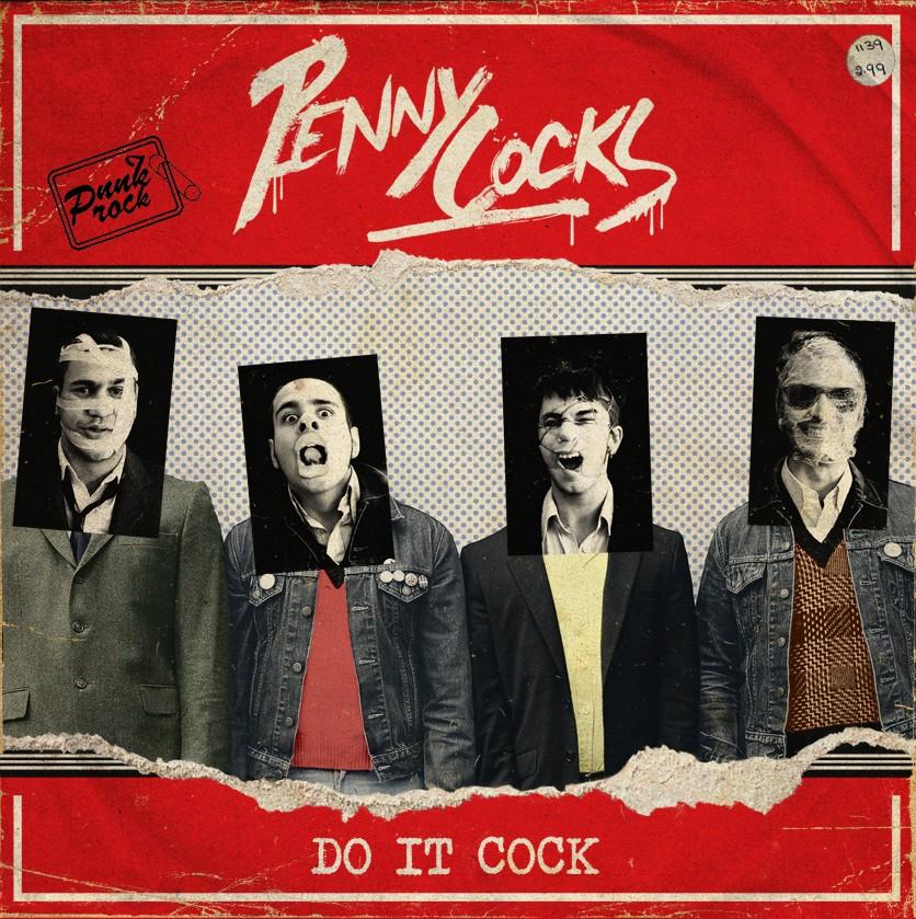Pennycocks - Do it Cock CD