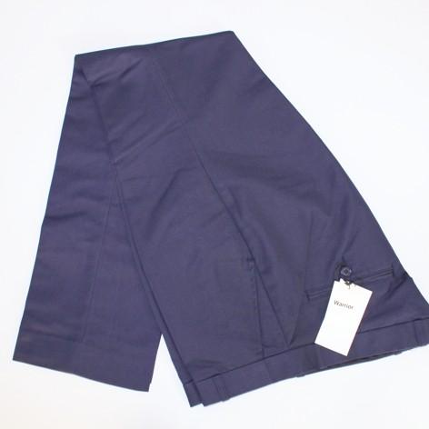 Warrior Clothing - Sta Prest Style Hose (navy)
