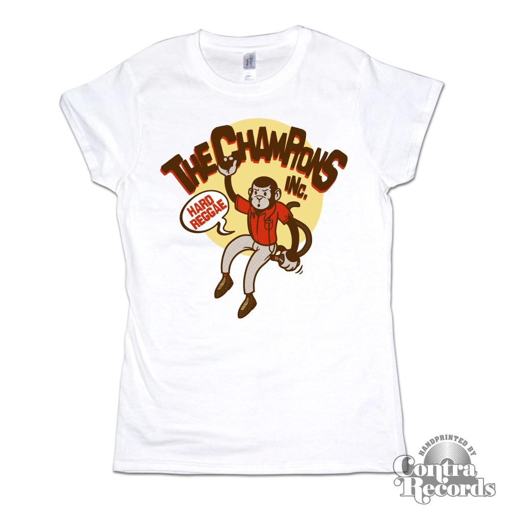 Champions Inc. - Girl Shirt white