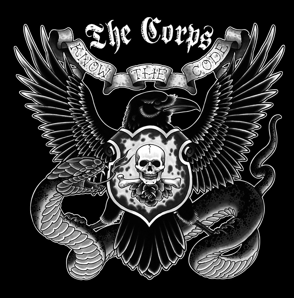 Corps, The - Know the Code - Digipack-CD