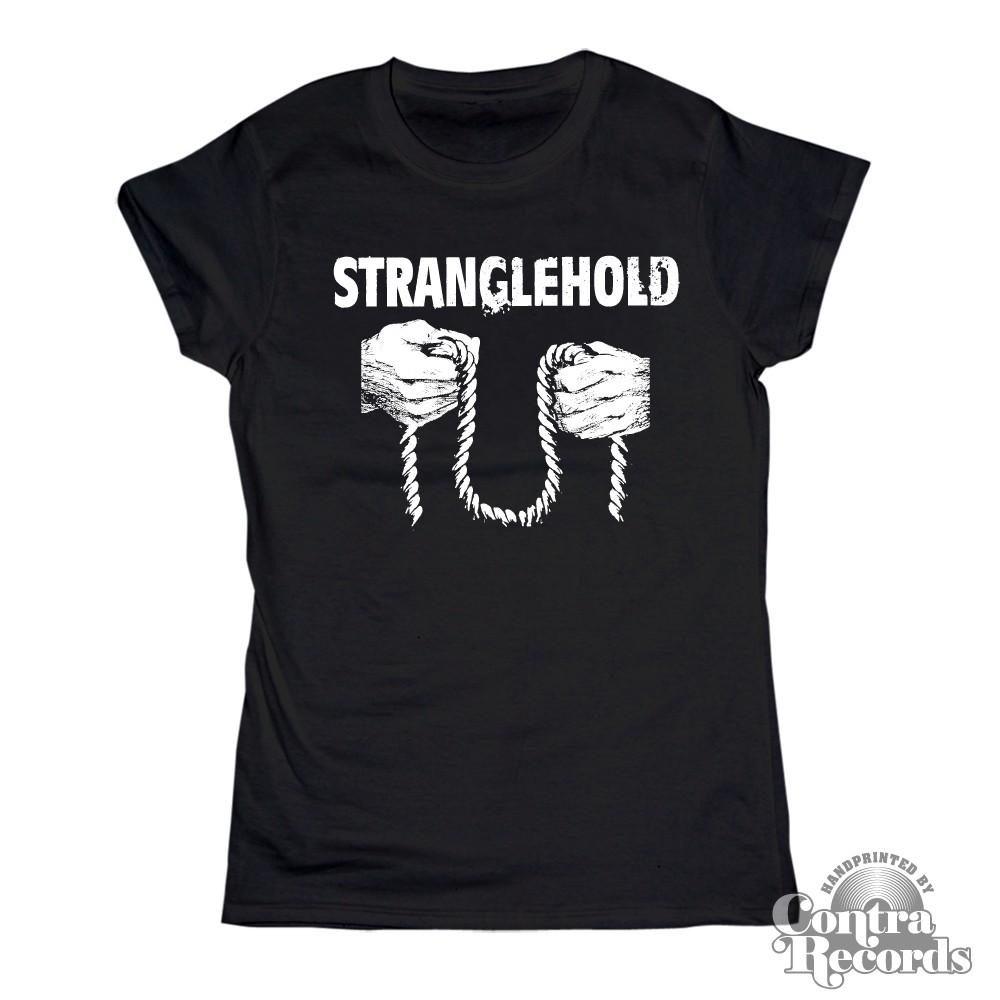 Stranglehold - Girl Shirt black