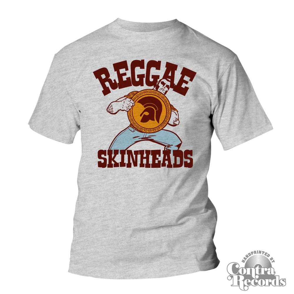 Reggae Skinheads - T-Shirt - grey