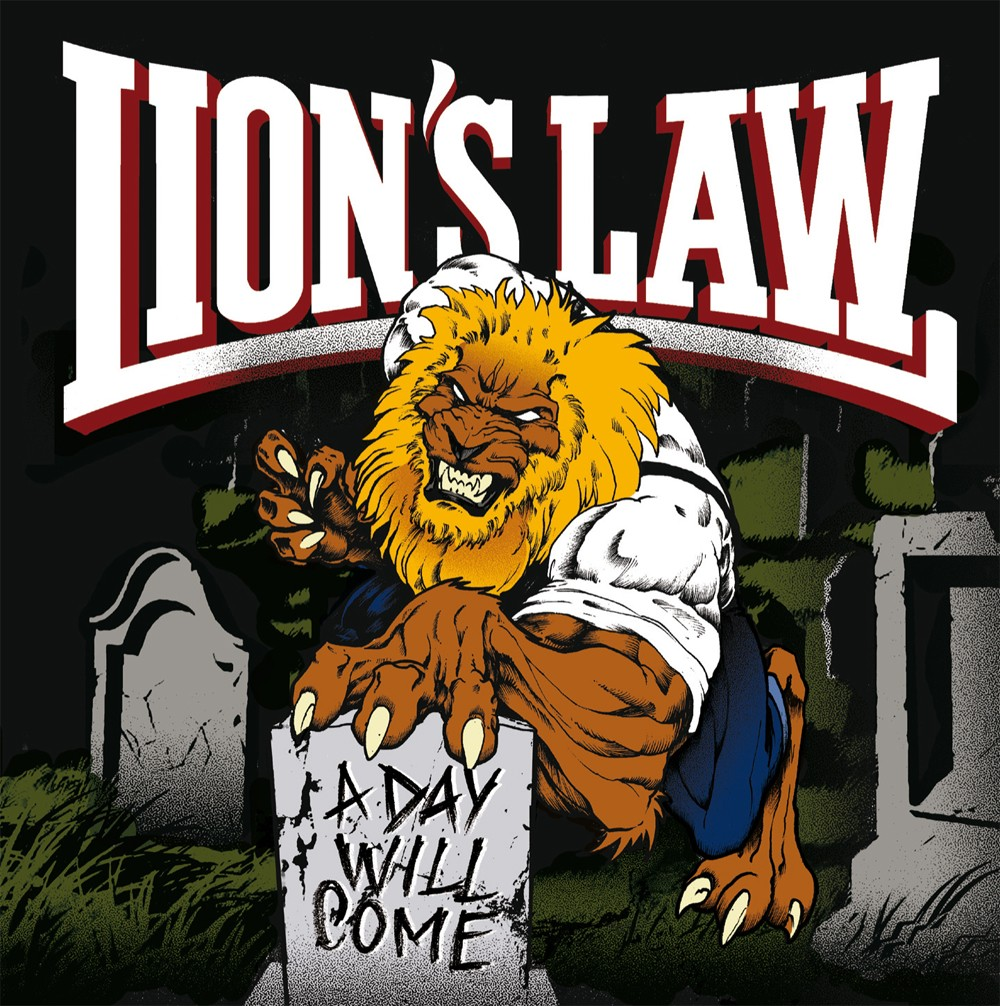 Lion`s Law - A Day Will Come - CD Digipack