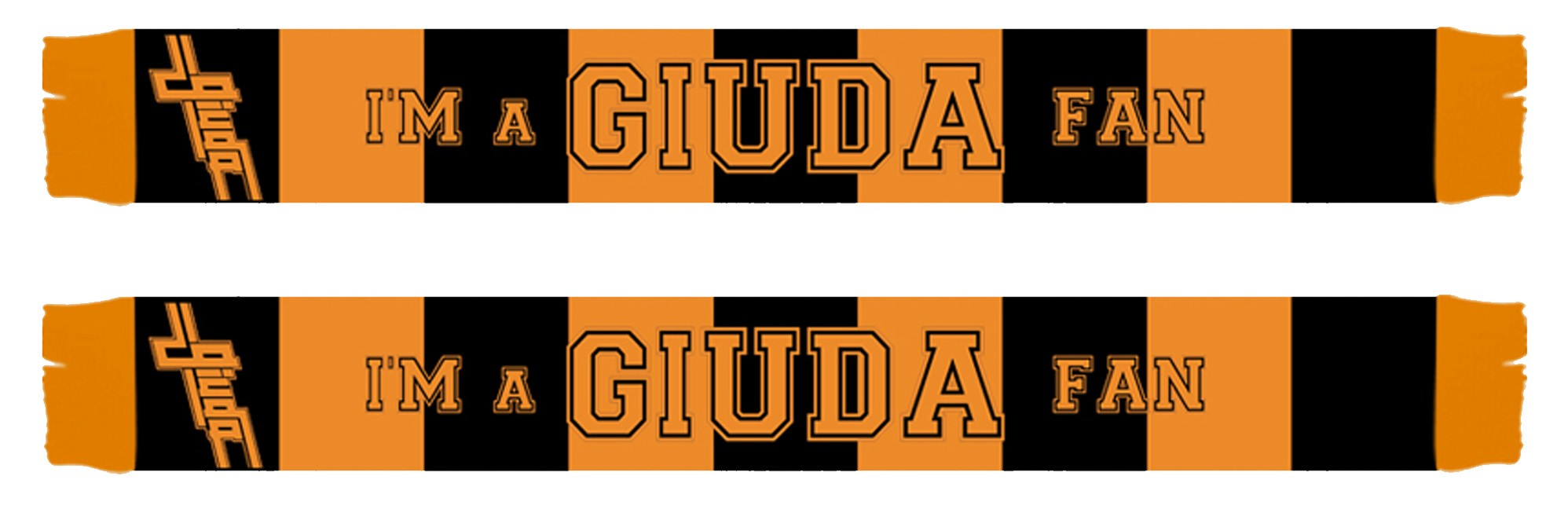 Giuda - scarf - new