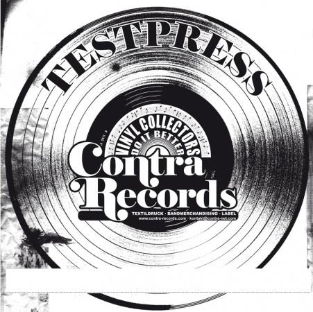 "Secret Army - The Edge of Bravery 12""LP lim. 1 Testpress"