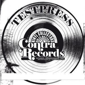 "THUNDER & GLORY-Living in the Crossfire 10""LP Testpress"