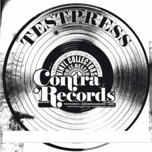"Topnovil - Blast the Stereo -12""LP,lim.5 Testpress"