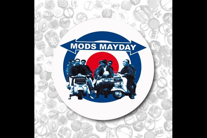 Mods Mayday- Button 37mm