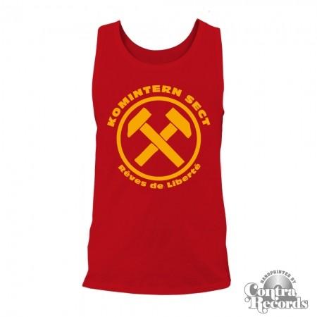 "KOMINTERN SECT - ""RDL"" - Men - Tank Top (last sizes!!)"