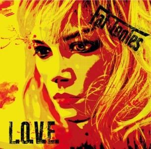 "FAT TONIES - L.O.V.E. - 7`""EP lim.100 black"