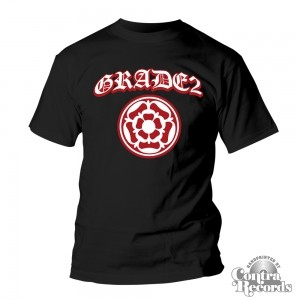 Grade 2 - Rose - T-Shirt - Black